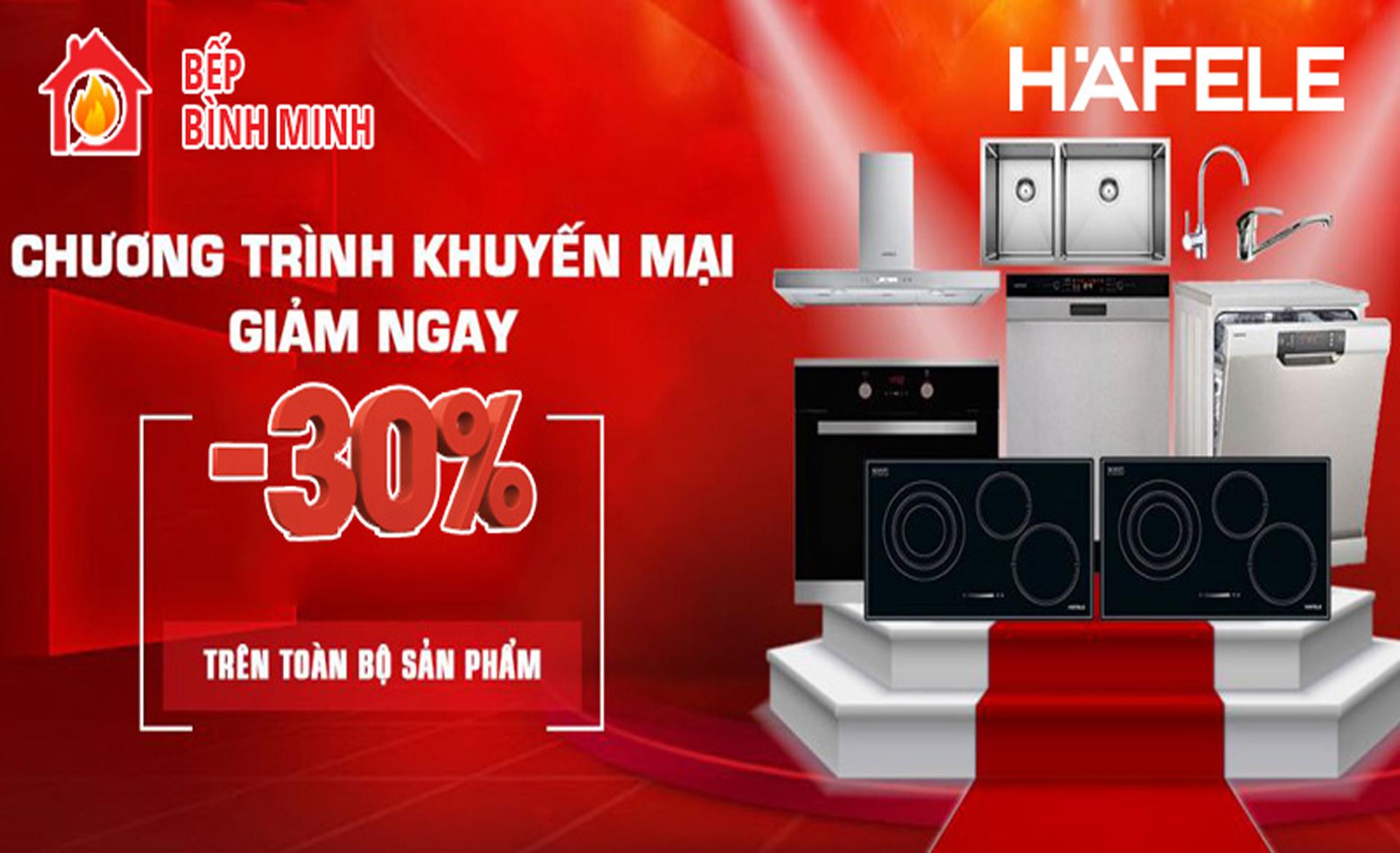 Hafele<br>Giảm giá 30%